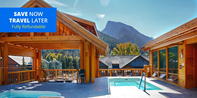 Moose Hotel & Suites -- Banff, Canada