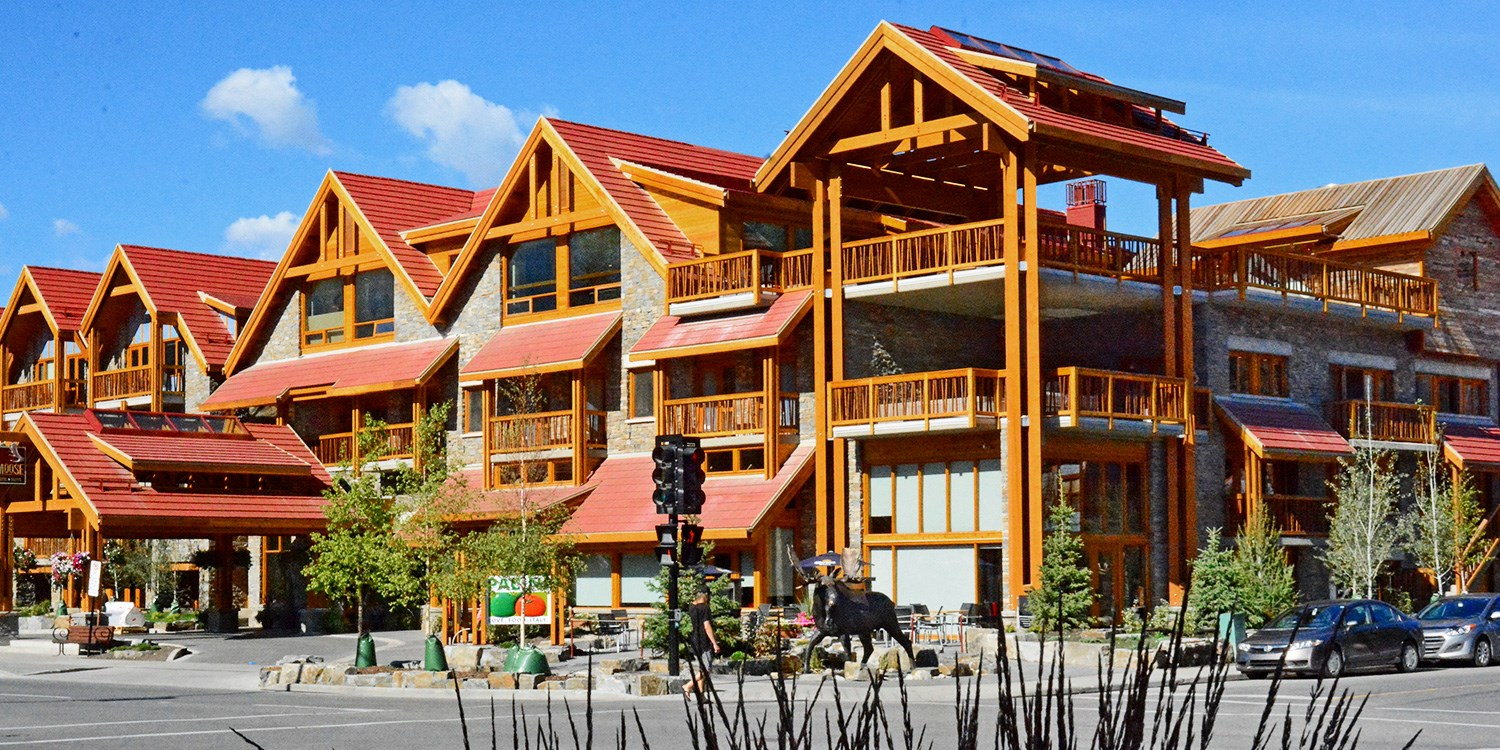 Moose Hotel and Suites -- Banff, Canada