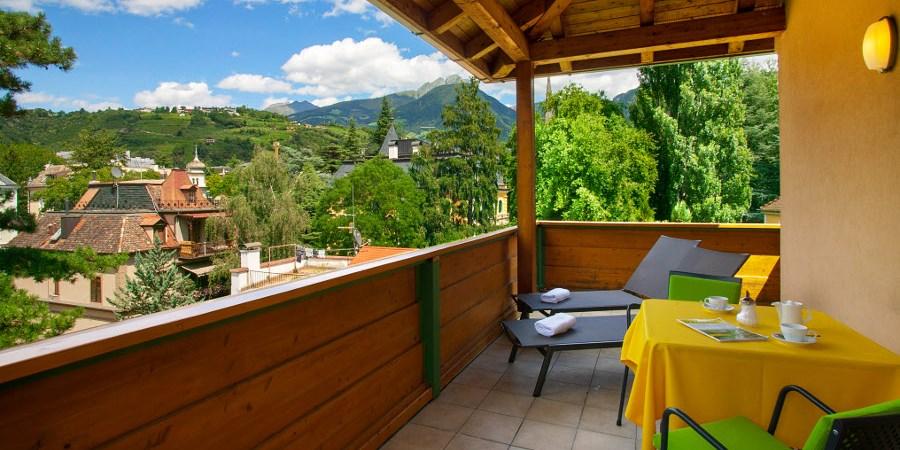 Flora Hotel & Suites -- Meran, Italien