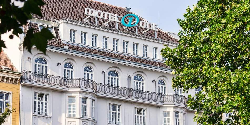 Motel One Wien-Staatsoper -- Vienna, Austria