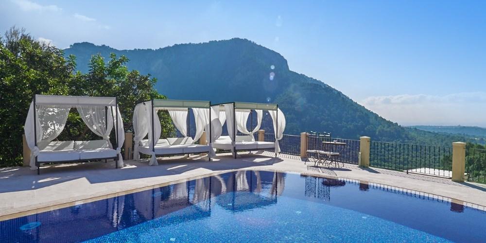Finca Hotel Albellons Parc Natural -- Selva, Spain