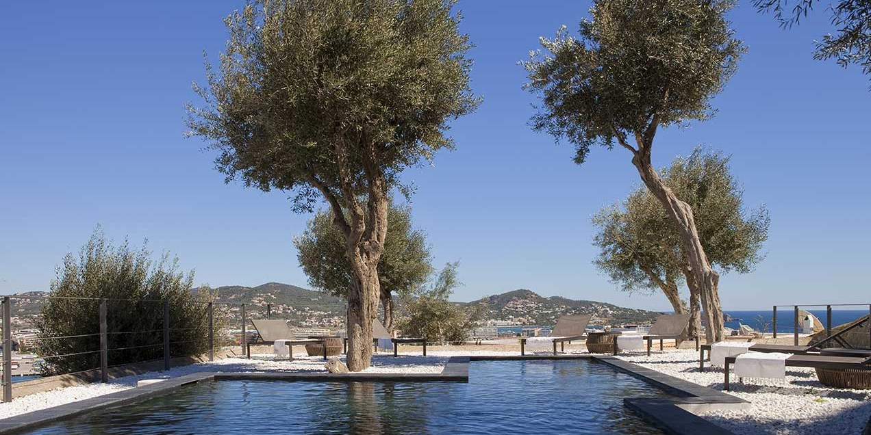 hotel boutique Torre del Canonigo -- Ibiza, Spain