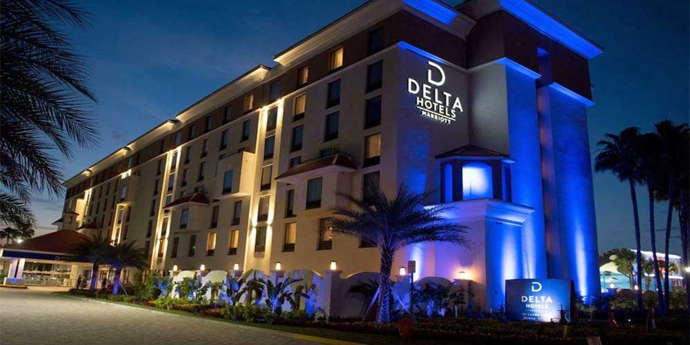 Delta Hotels by Marriott Orlando Lake Buena Vista -- Orlando, FL, USA