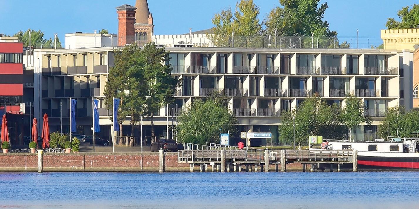 Waveboard -- Potsdam