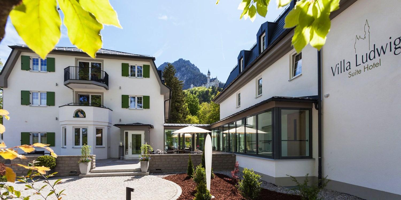 Villa Ludwig Suite Hotel -- Frauenberg