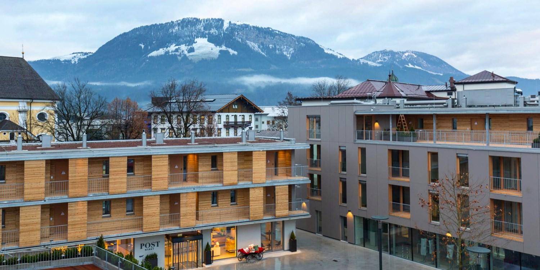 Hotel & Wirtshaus Post -- St. Johann in Tirol, Österreich