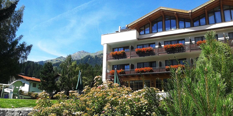 Hotel Gridlon -- Pettneu am Arlberg, Österreich