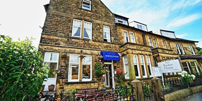 Roslyn House - Guest House -- Harrogate, United Kingdom