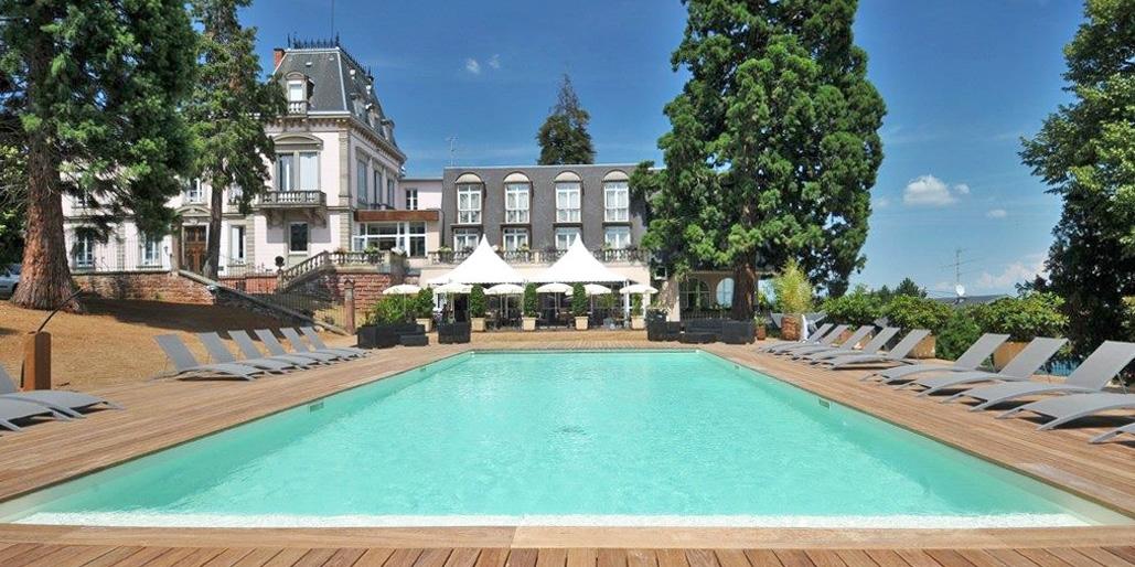 Hotel Le H Barr -- Barr, Frankreich
