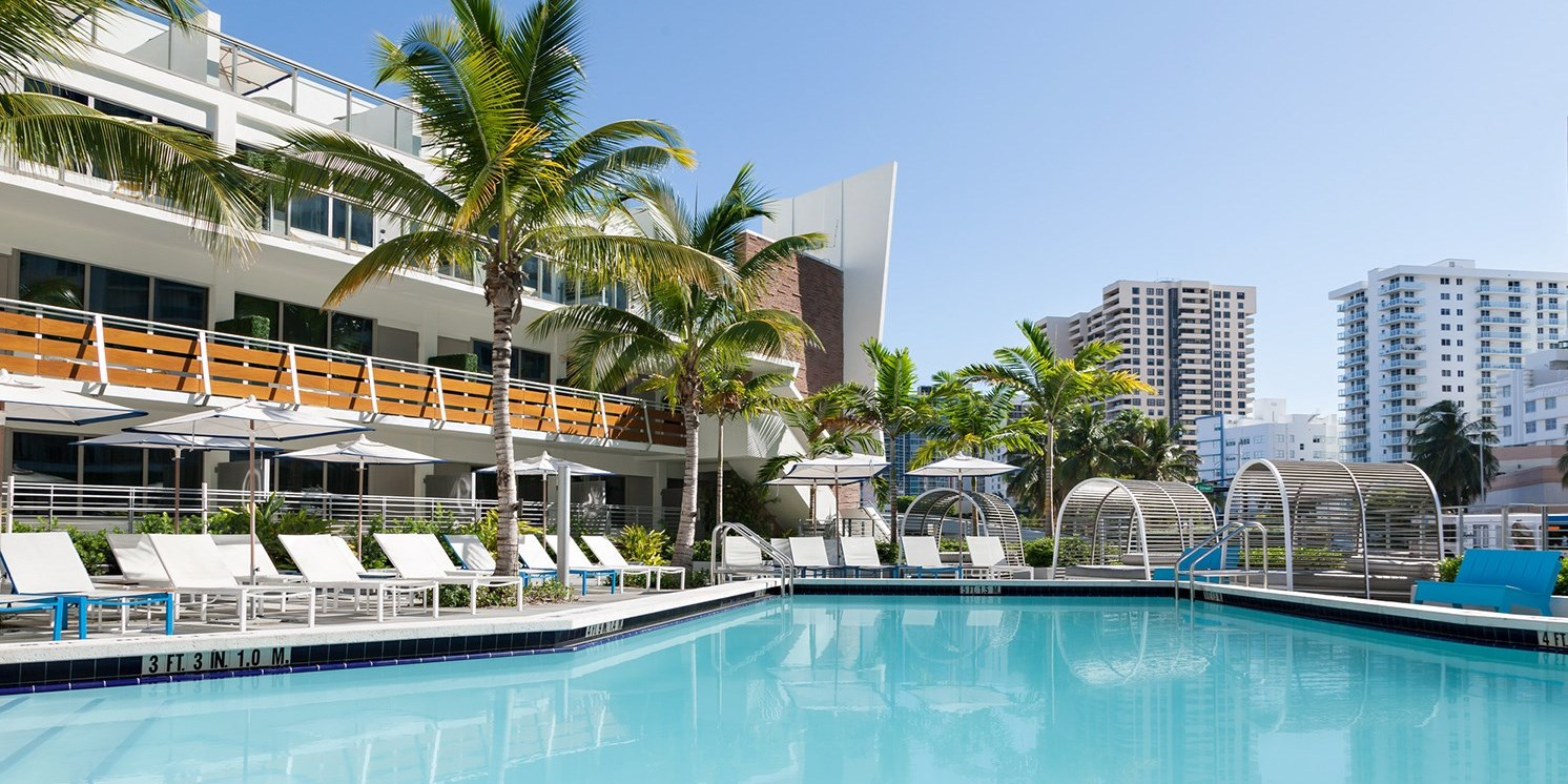 The Gates Hotel South Beach – A DoubleTree by Hilton -- Miami, FL