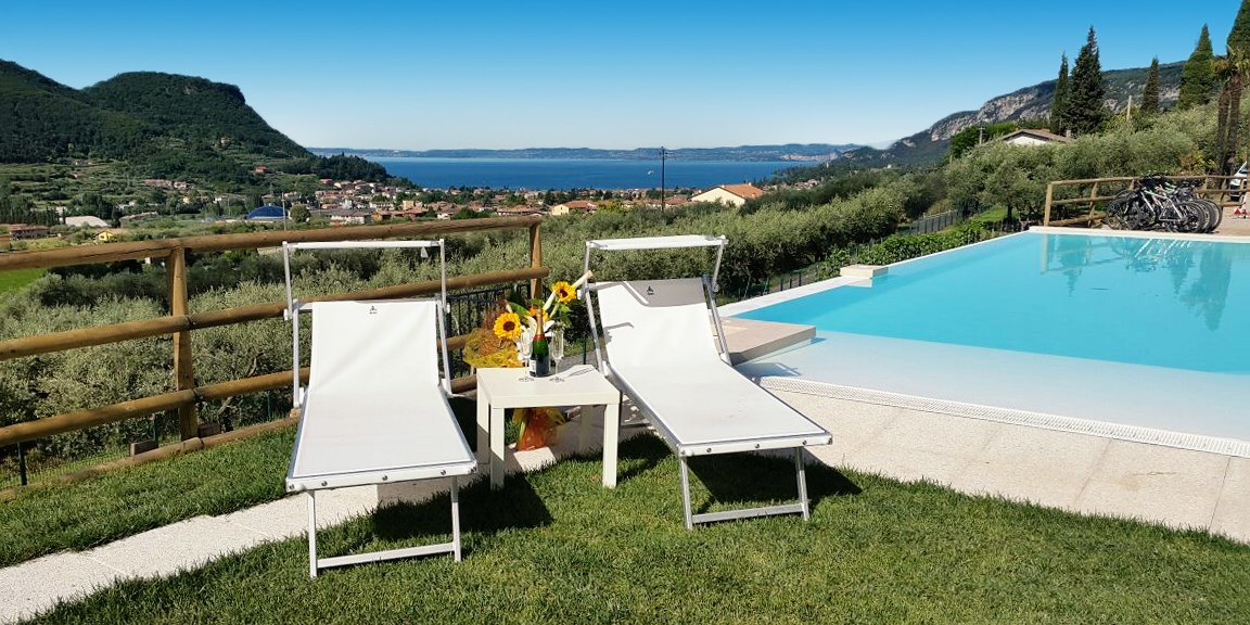 Relais Villa Olivi -- Costermano, Italien