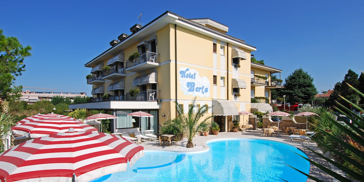 Hotel Berta -- Desenzano del Garda, Italien