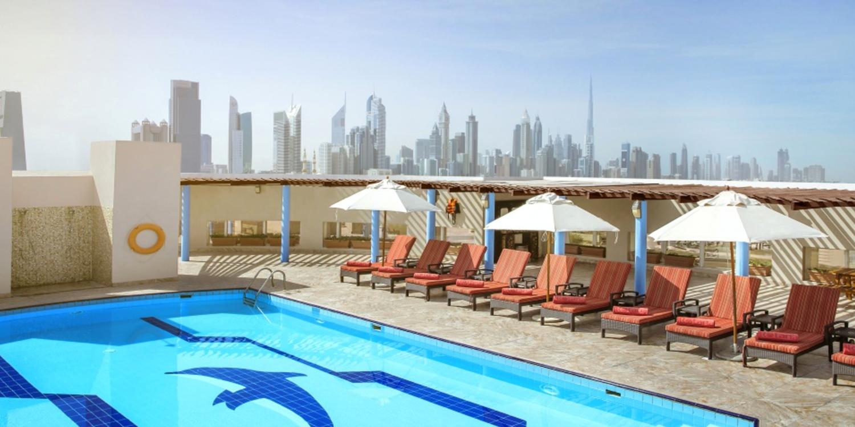 Jumeira Rotana -- Dubai, UAE
