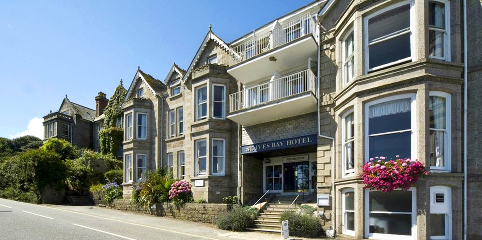 The St Ives Bay Hotel -- St Ives