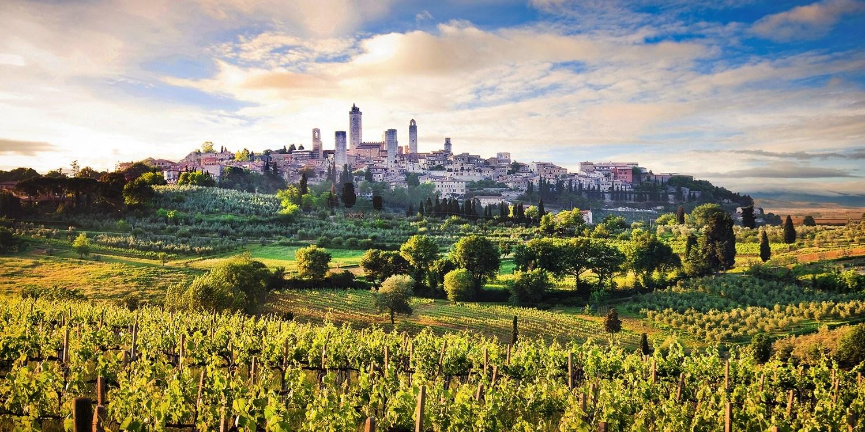 Villasanpaolo Wellness & Spa Hotel -- San Gimignano, Italy