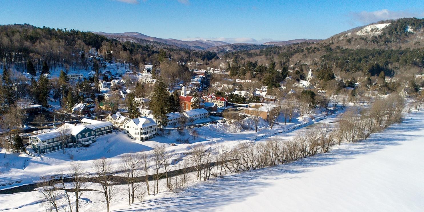 $79-$119 – Vermont: Charming Woodstock Stay in Ski Season -- Woodstock, VT