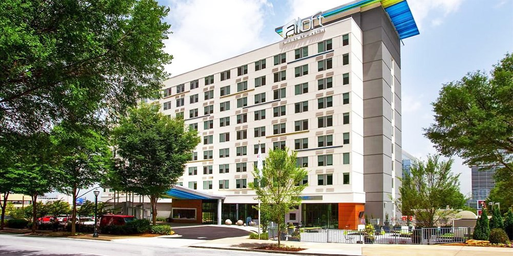 Aloft Atlanta Downtown -- Atlanta, GA