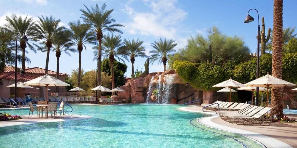 Sheraton Desert Oasis Villas, Scottsdale -- Scottsdale, AZ