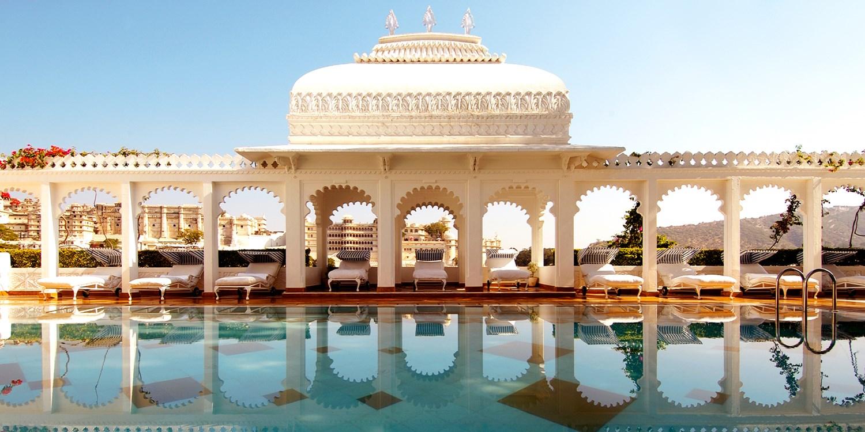 Taj Lake Palace -- Udaipur, India