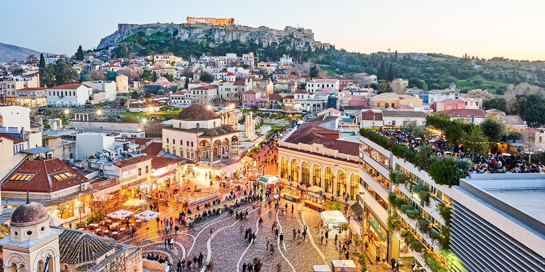 Wyndham Grand -- Athen, Griechenland