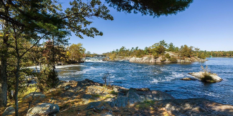 $105 – Stoney Lake Retreat with Breakfast, 35% Off -- Burleigh Falls, Canada