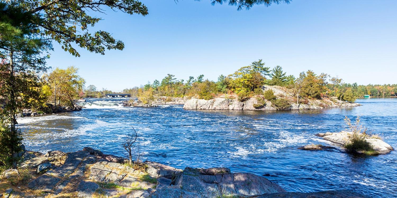 The Burleigh Falls Inn -- Burleigh Falls, Canada