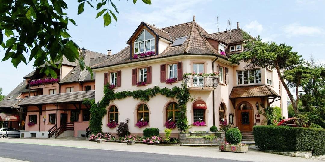 Hotel Jenny -- Hagenthal-le-Bas, Frankreich