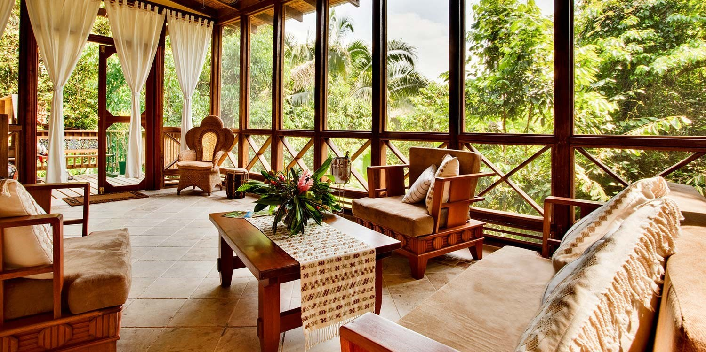 Ian Anderson's Caves Branch Adventure Co. & Jungle Lodge  -- Belmopan, Belize