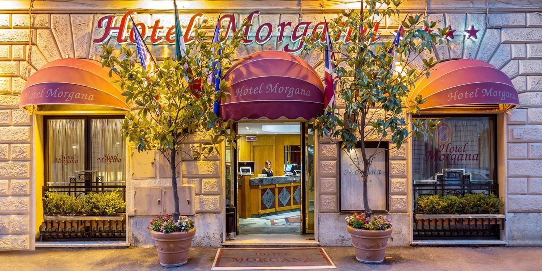 Hotel Morgana -- Rom, Italien
