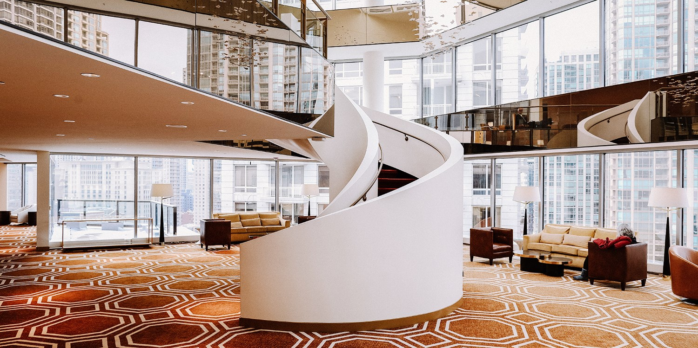 $198 – Chicago: Chic Conrad Hotel incl. Valet & Breakfast -- Chicago, IL