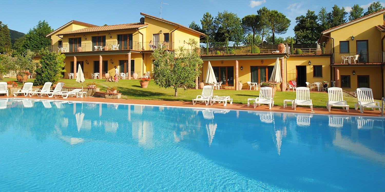 Hotel Fattoria degli Usignoli -- Tuscany, Italy