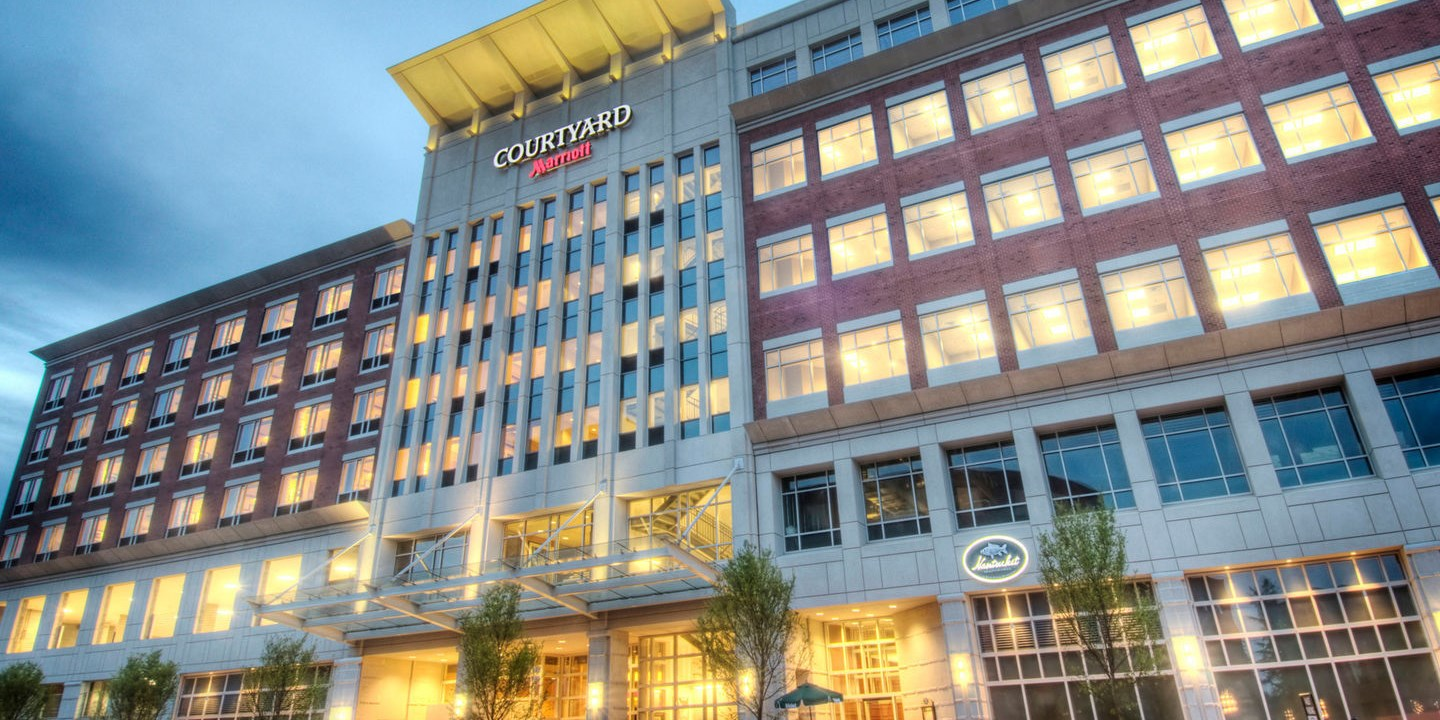 Courtyard by Marriott Greenville Downtown -- Greenville, SC