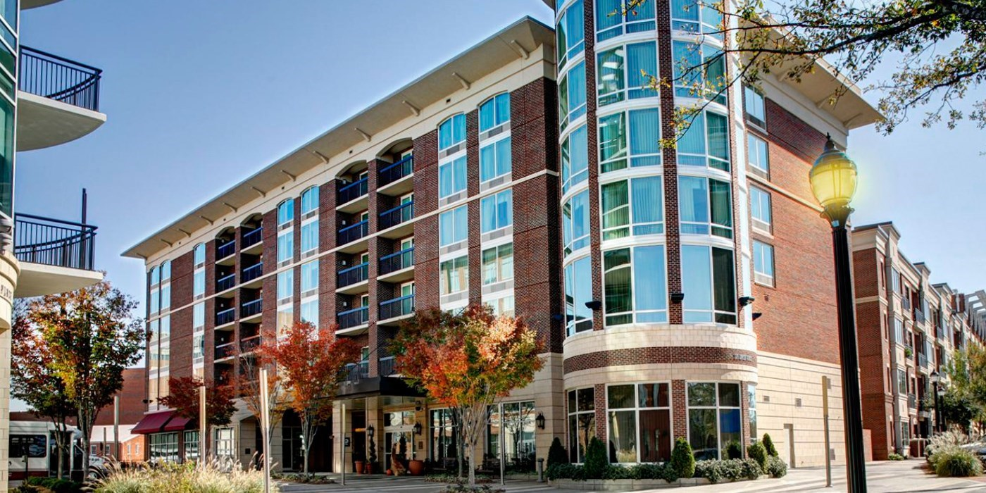 Hampton Inn & Suites Greenville-Downtown-RiverPlace -- Greenville, SC