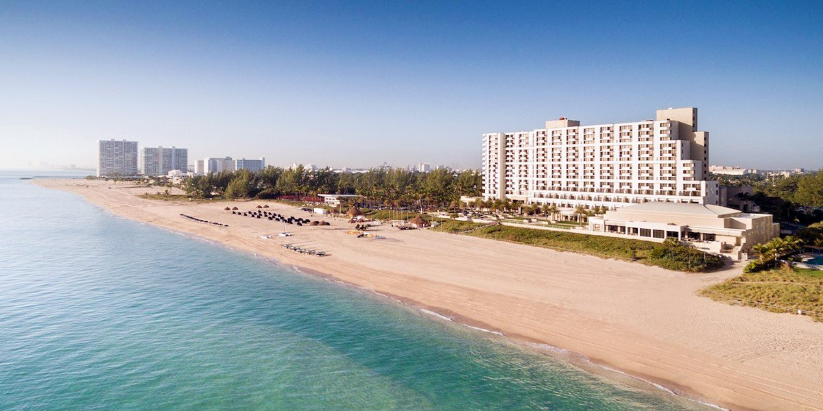 Fort Lauderdale Marriott Harbor Beach Resort & Spa -- Fort Lauderdale, FL
