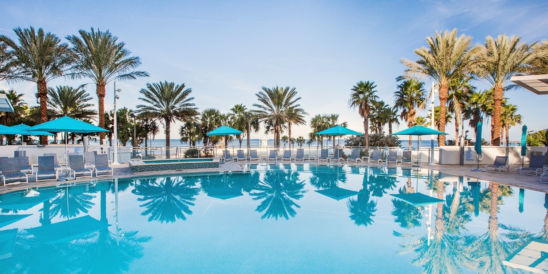 £156 & up – Clearwater Beach: 4-Star Resort w/Breakfast -- Clearwater Beach, FL