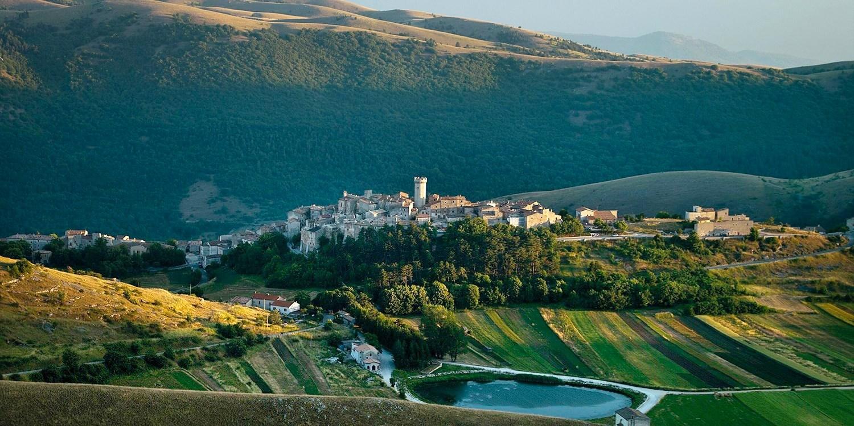 Sextantio Albergo Diffuso -- Santo Stefano di Sessanio, Italien