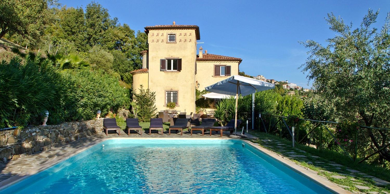 Borgo Riccio -- Torchiara, Italien