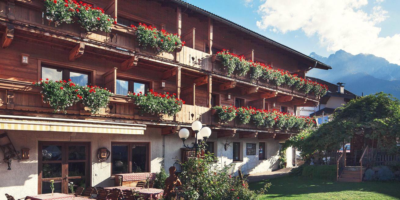 Hotel Alpenstolz -- Tirol, Österreich
