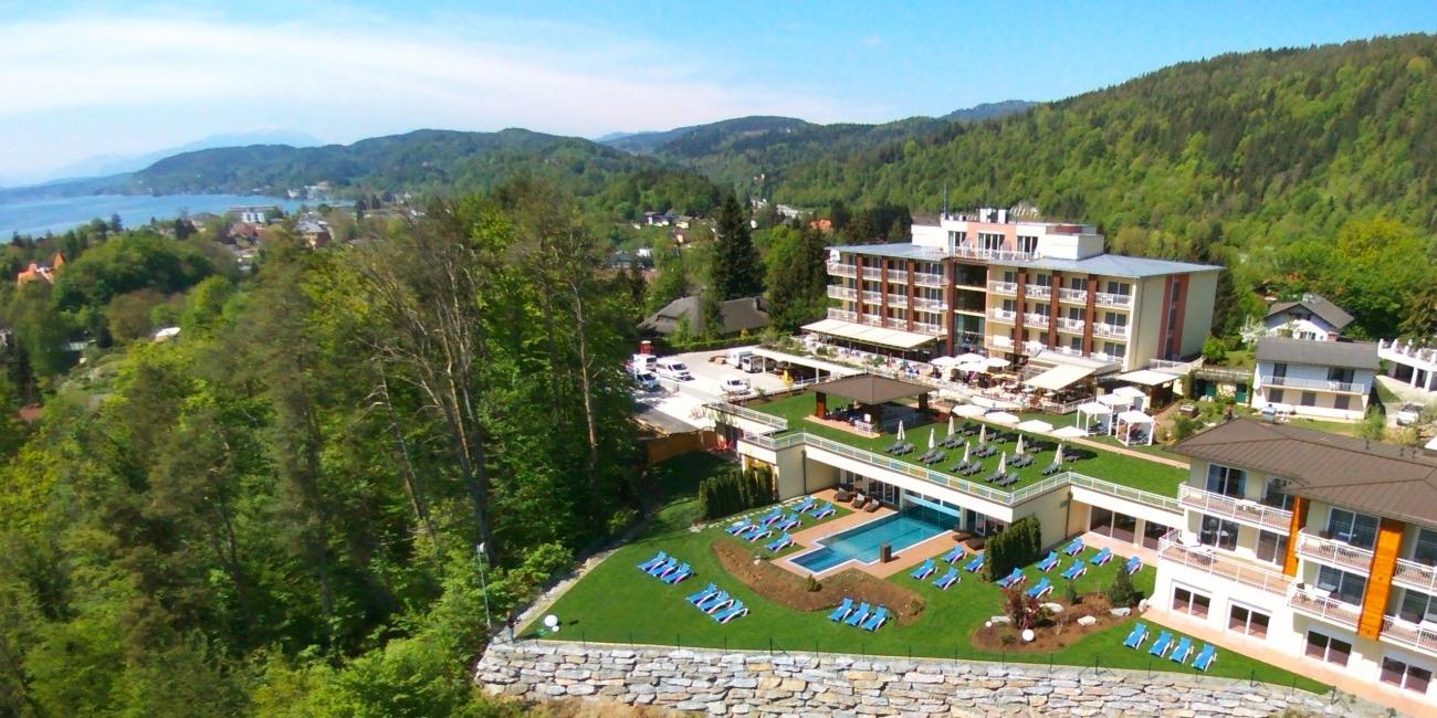 BALANCE - Das 4 Elemente SPA & GOLF Hotel -- Reifnitz, Österreich