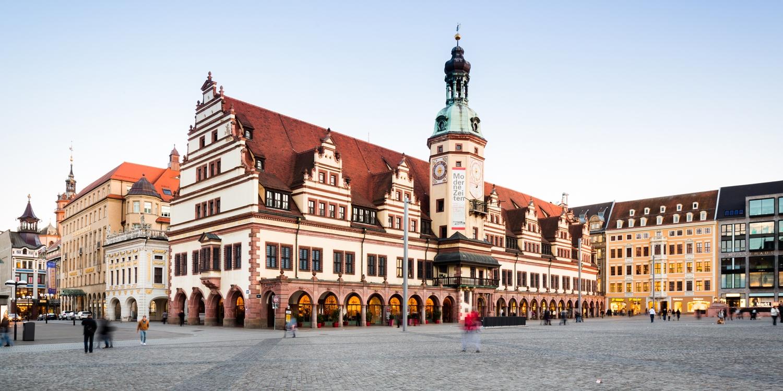 69–89€ – Hoteljuwel mitten in derLeipziger Innenstadt, -42% -- Leipzig