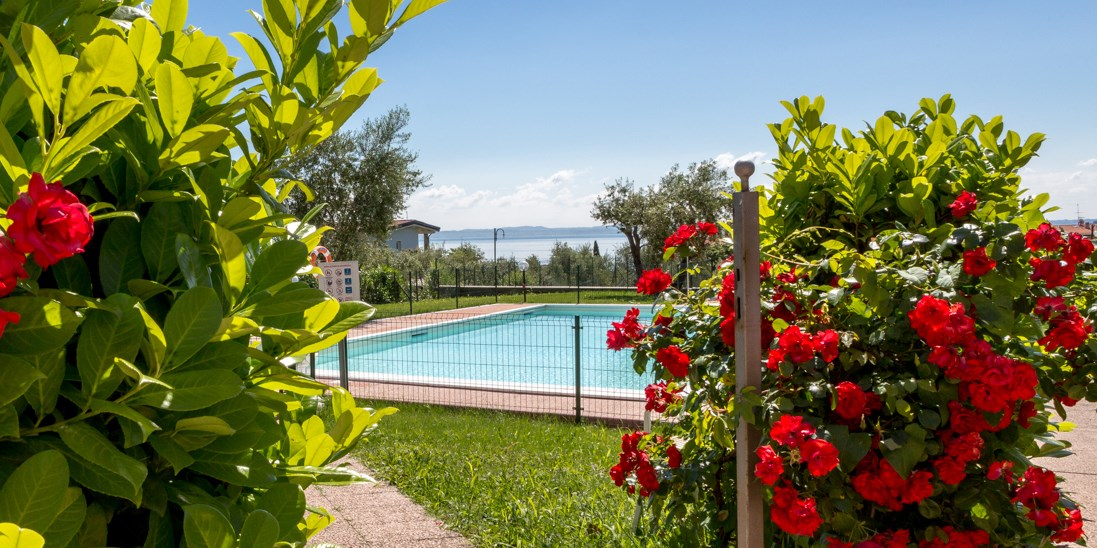 Hotel Florence -- Manerba del Garda, Italien