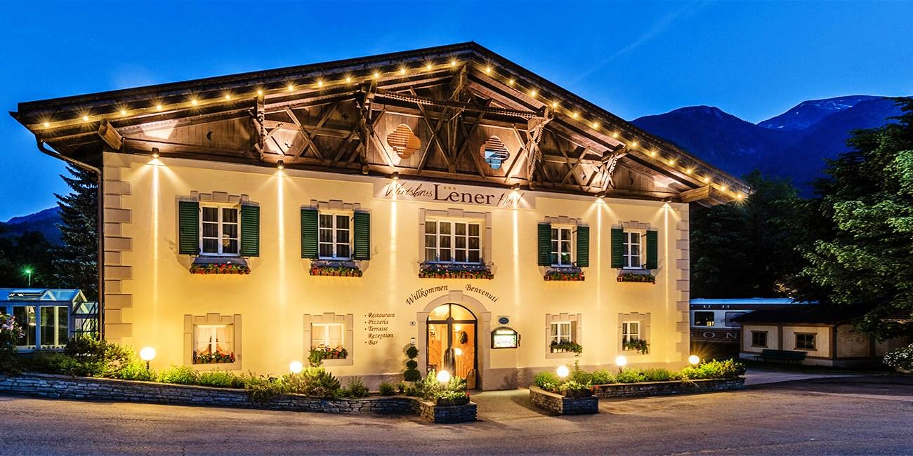 Lener Wirtshaus & Hotel -- Freienfeld, Italien