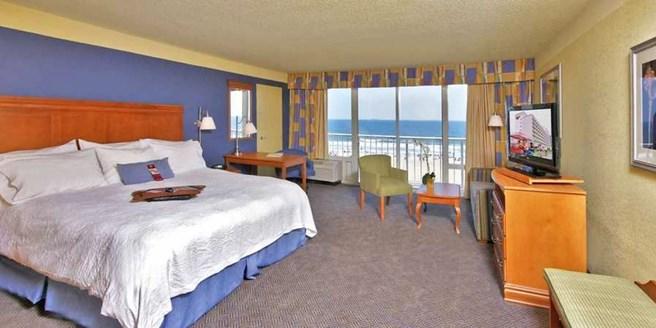 Hampton Inn Virginia Beach Oceanfront North Virginia Beach Va