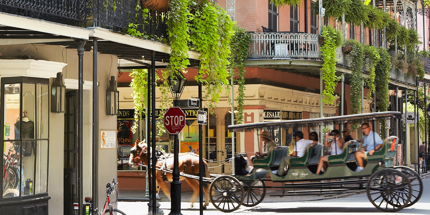 £103 & up – New Orleans: Luxe Hotel Stay; Flights Available -- New Orleans, LA