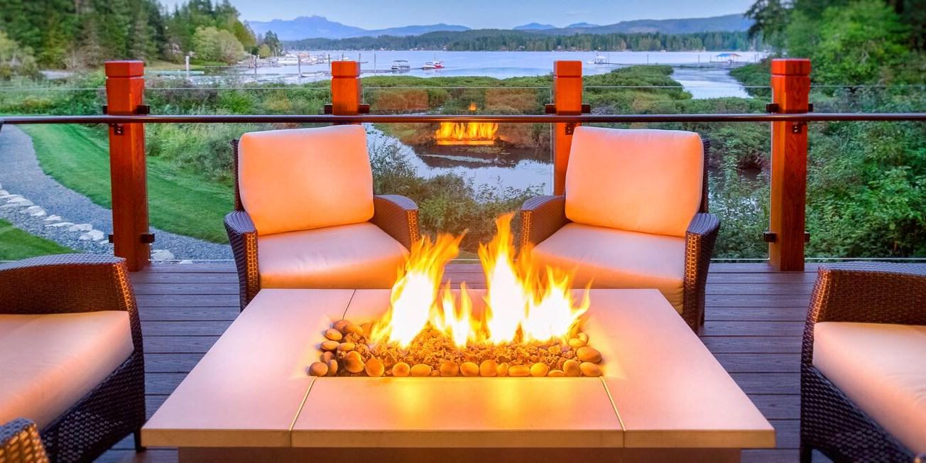 Sproat Lake Landing Resort -- Port Alberni, Canada