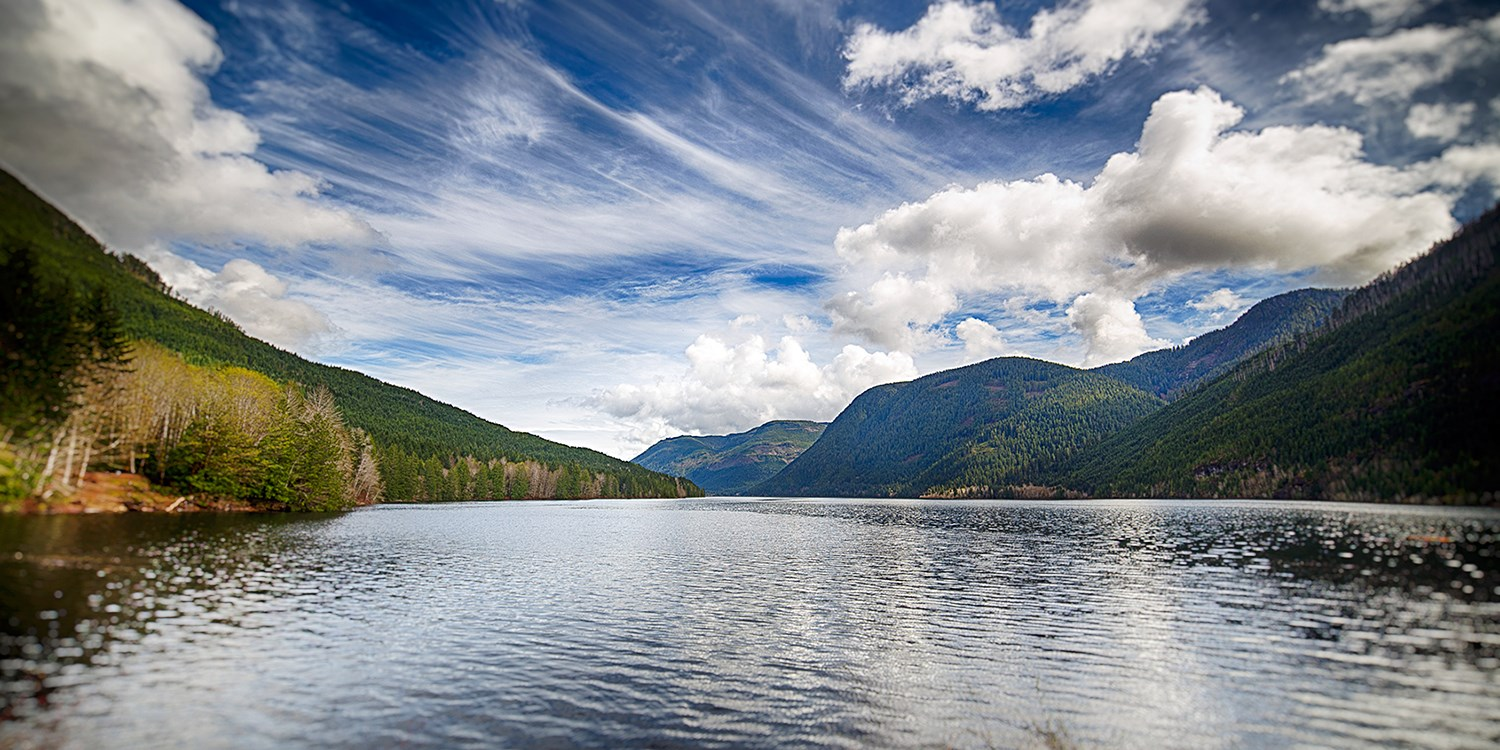 $77 – B.C. Lakeside Retreat with Breakfast, Reg. $115 -- Port Alberni, Canada