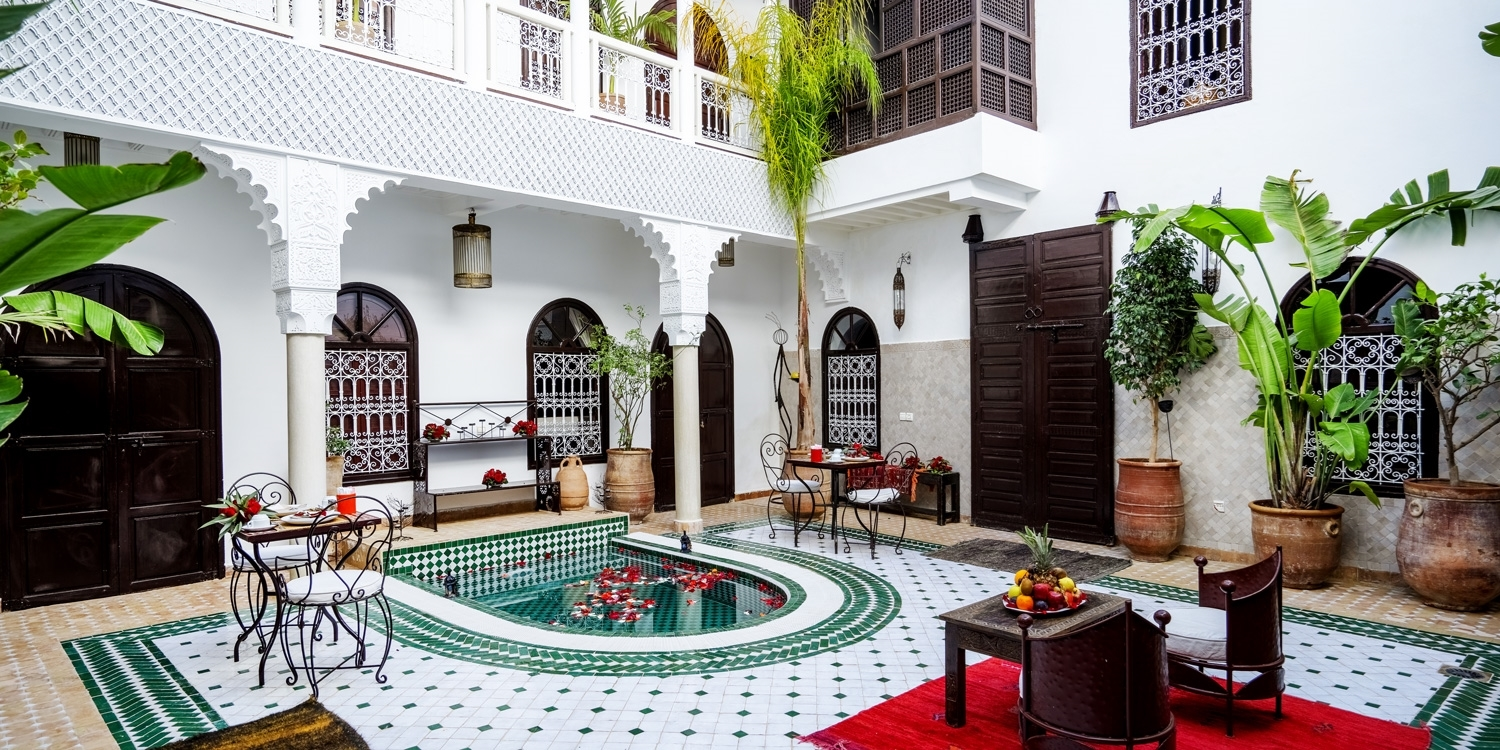Riad Oriental Glory and Spa -- Marrakech, Maroc