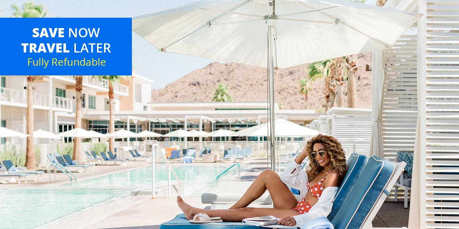 $262 & up – Iconic Arizona 4-Star Resort w/Cocktails -- Phoenix, AZ