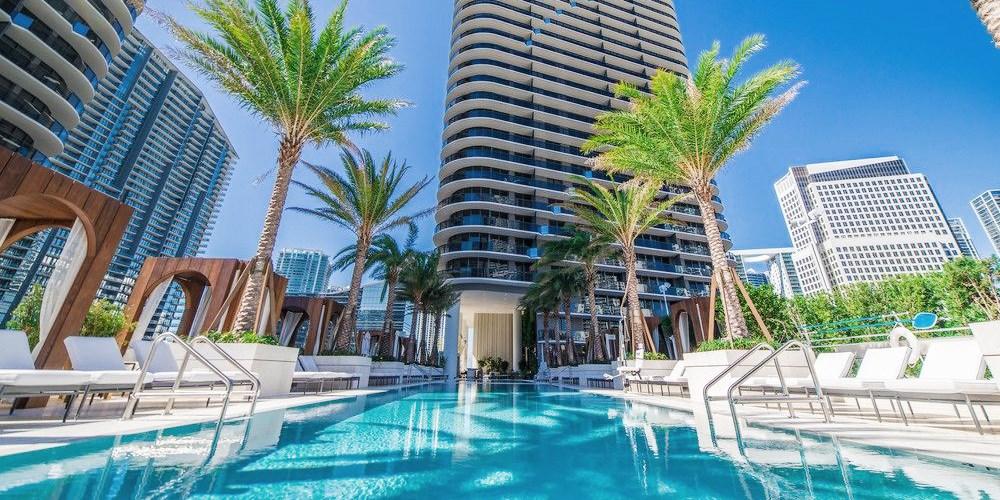 SLS LUX Brickell -- Miami, FL
