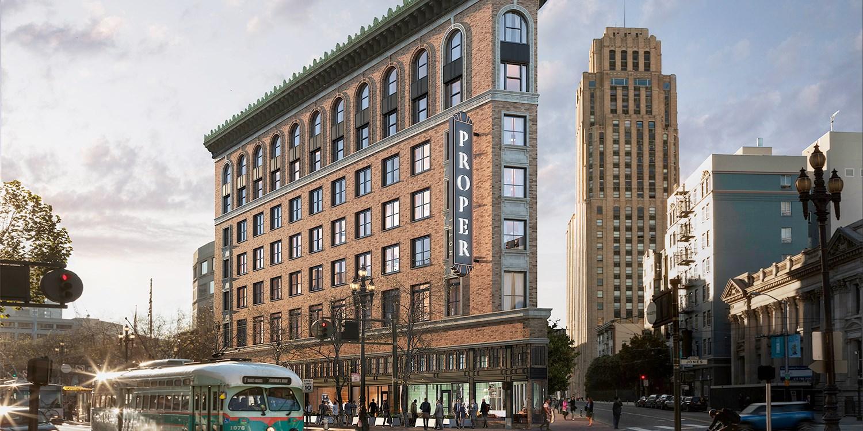 San Francisco Proper Hotel -- San Francisco, CA